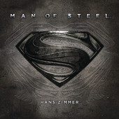 Hans Zimmer - Man of Steel (Original Motion Picture Soundtrack) artwork